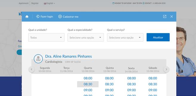 display-agendamento-online